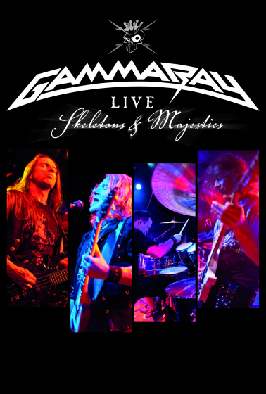 Gamma Ray - Live - Skeletons & Majesties
