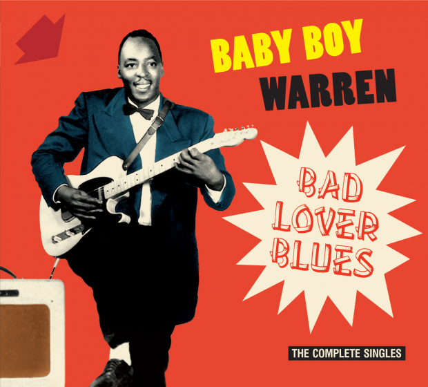 Bad Lover Blues: The Complete Singles