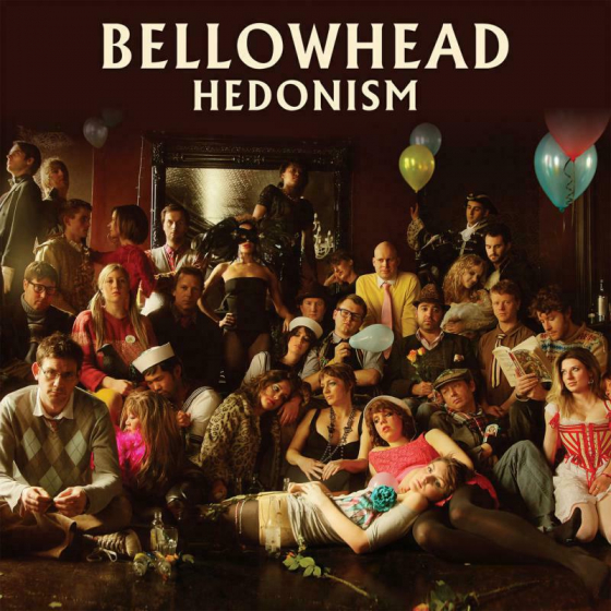 Hedonism (10th Anniversary Re-Issue Red & Black Marble Vinyl) Indie Exclusive