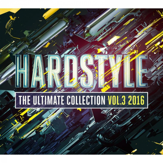 Hardstyle: Ultimate Collection Vol.3 (2016)