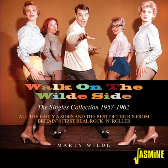Walk on the Wilde Side: The Singles Collection 1957-1962