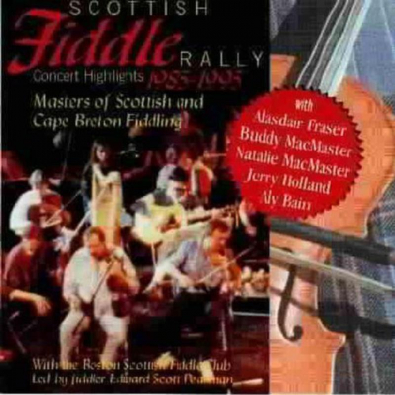 Scottish Fiddle Rally Concert Highlights