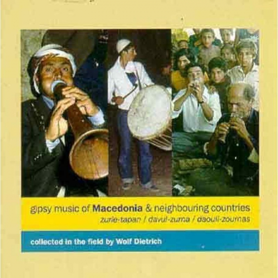 Gipsy Music Of Macedonia & Neighbouring Countries