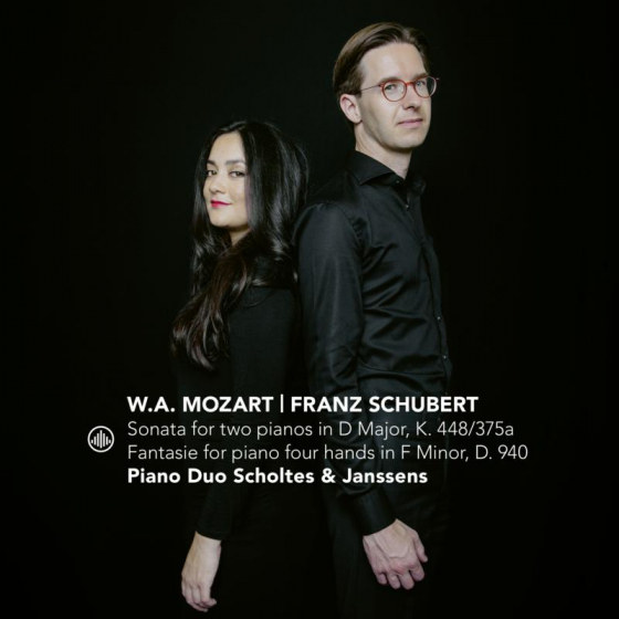Mozart: Sonata For Two Pianos In D Major, K. 448/375a;  Schu