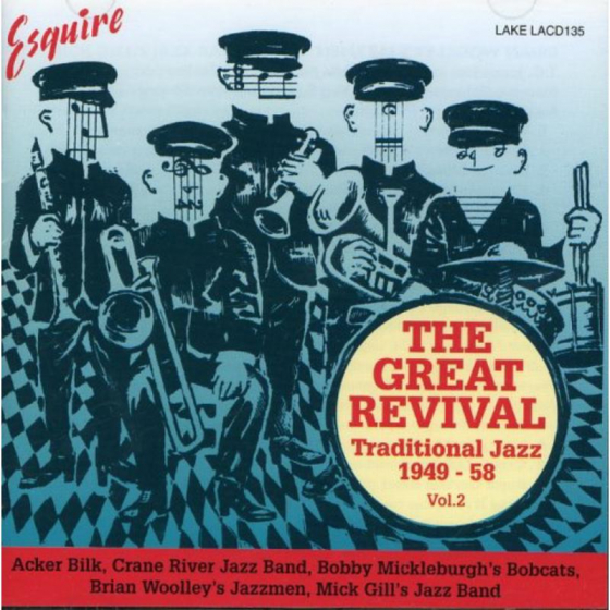 Great Revival Vol. 2: Traditional Jazz 1949-58