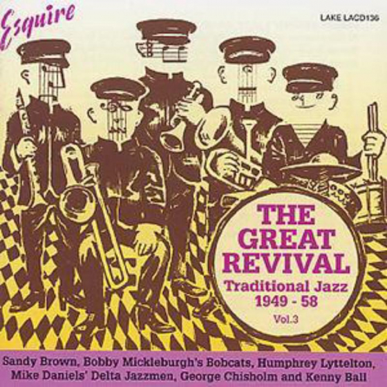 Great Revival Volume 3: Traditional Jazz 1949-58