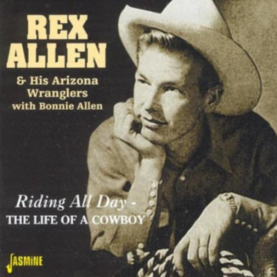Riding All Day: The Life Of A Cowboy