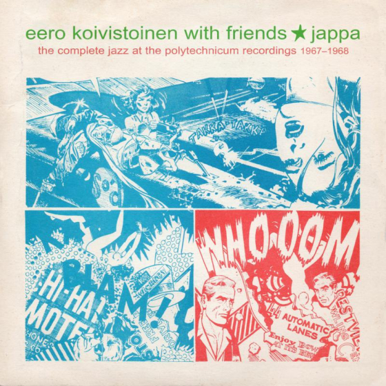 Jappa - The Complete Jazz at The Polytechnicum 1967-1968
