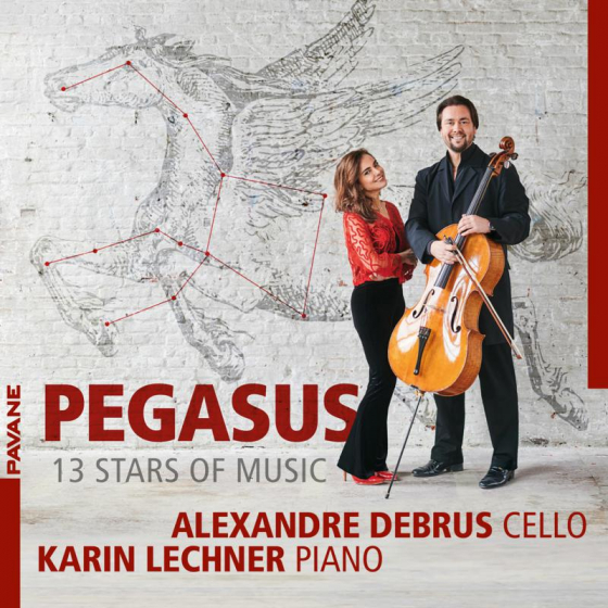 Pegasus - 13 Stars Of Music
