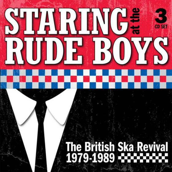 Staring At The Rude Boys: The British Ska Revival 1979-1989: 3CD Capacity Wallet
