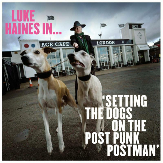 Luke Haines In...Setting The Dogs On The Post Punk Postman: Limited Edition Vinyl