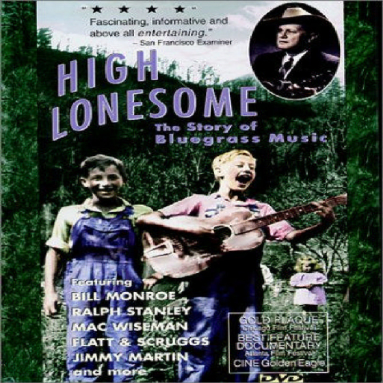 Various Artists - High Lonesome: the Story of Bluegrass (NTS