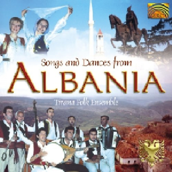 Songs and Dances from Albania