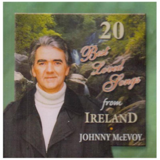 20 Best Loved Songs From Ireland