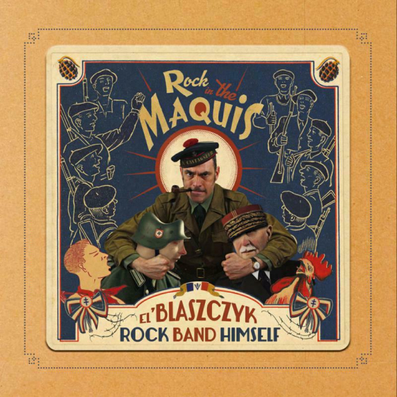 Rock In The Maquis (2LP)