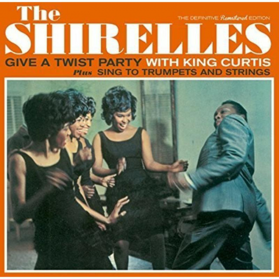 Give A Twist Party With King Curtis / Sing To Trumpets And Strings