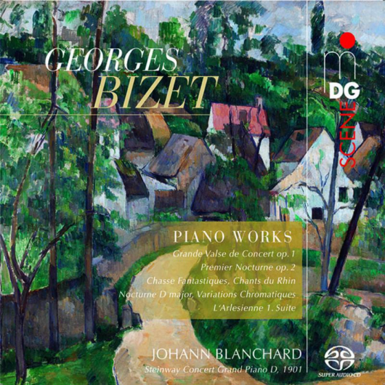 Georges Bizet: Piano Works
