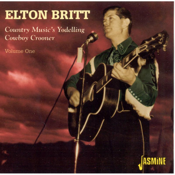 Country Music's Yodelling Cowboy Crooner Volume 1