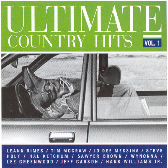 Ultimate Country Hits Volume 1