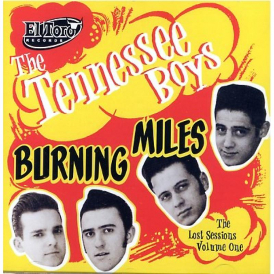 Burning Miles: The Lost Sessions Volume 1