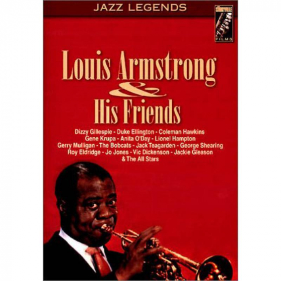 Louis Armstrong & His Friends