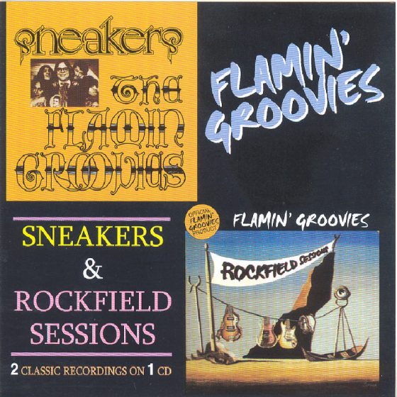 Sneakers / Rockfield Sessions