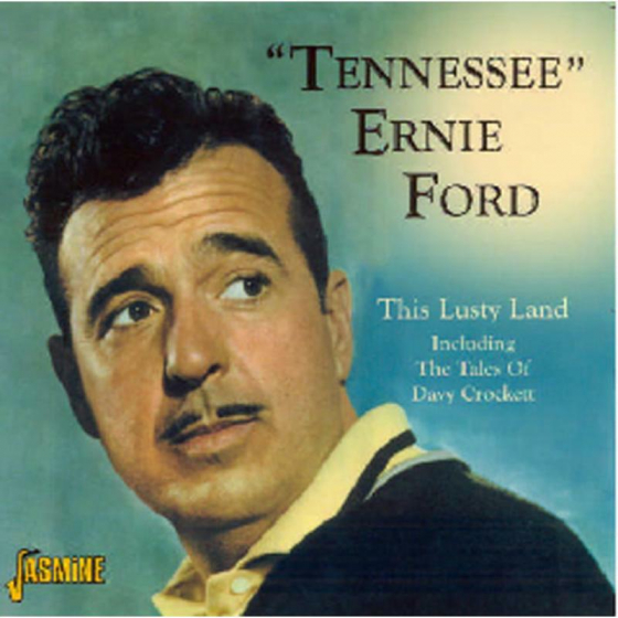 This Lusty Land - Includes The Tales of Dave Crockett