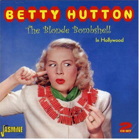 The Blonde Bombshell In Hollywood