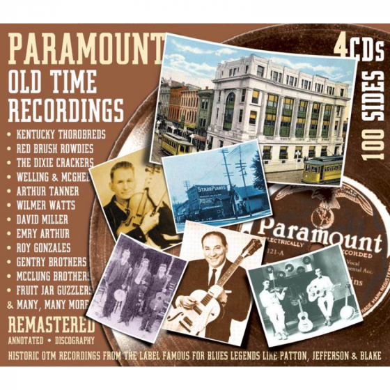 Paramount Old Time Recordings