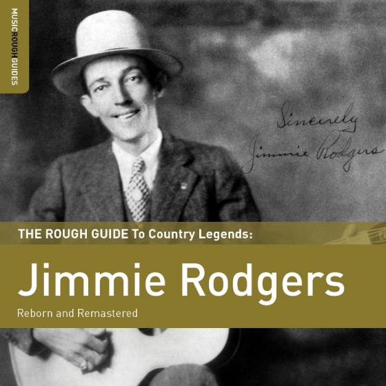 The Rough Guide to Jimmie Rodgers