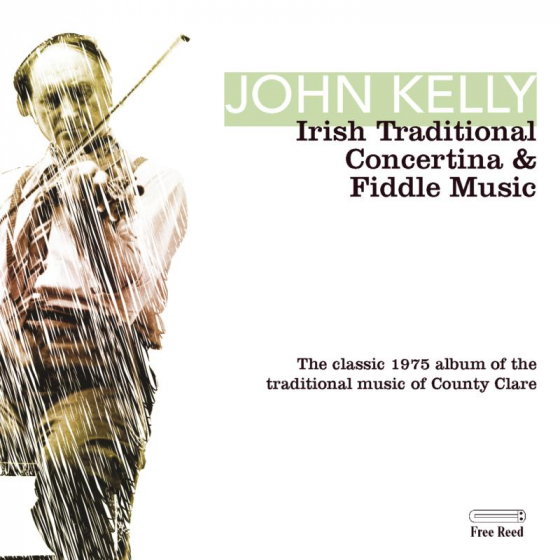 Irish Traditional Concertina And Fiddle Music