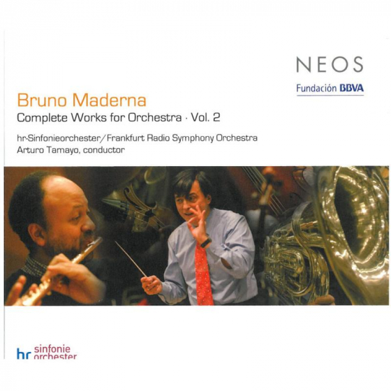 Complete Works for Orchestra Vol.2