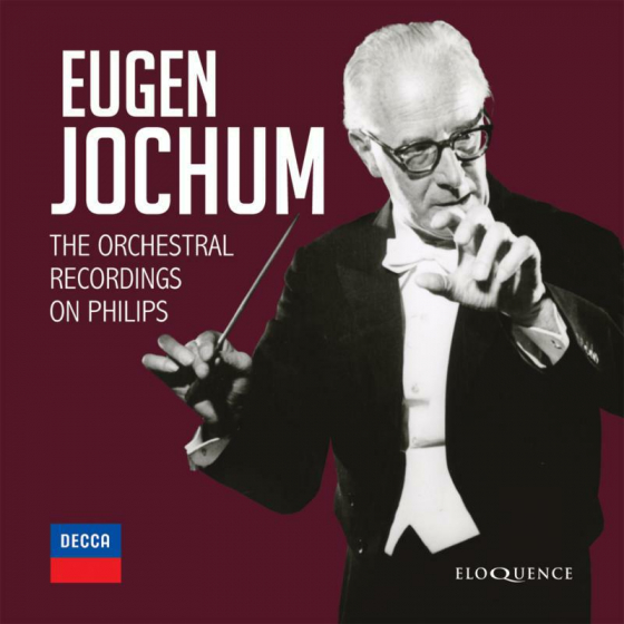 Eugen Jochum  The Orchestral Recordings On Philips (15CD)