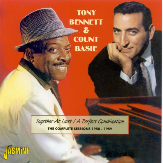 Together At Last / A Perfect Combination (The Complete Sessions 1958 - 1959)