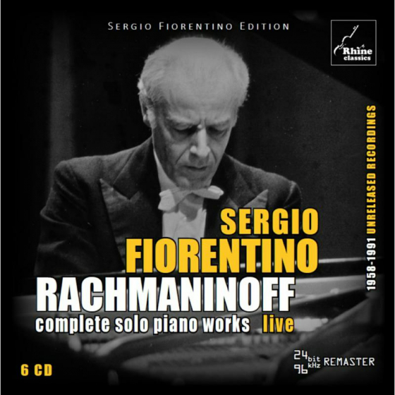 Complete Rachmaninoff Piano Works