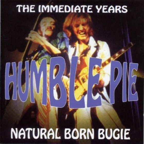 Natural Born Boogie: The Immediate Years