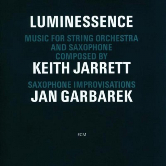Luminessence: Music for String Orchestra & Saxophone