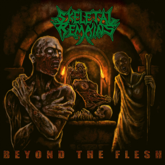 Beyond The Flesh (Re-issue 2021)