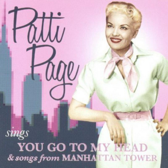 Sings You Go To My Head & Songs From Manhattan Tower