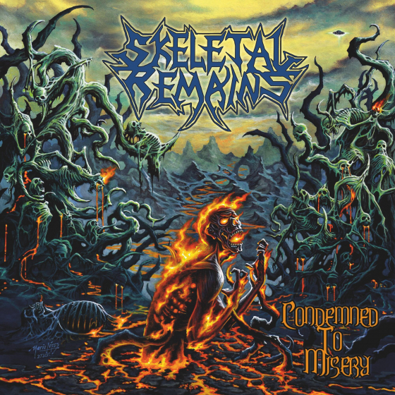 Condemned To Misery (Re-issue 2021)