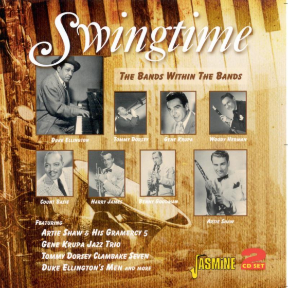 Swingtime: The Bands Within The Bands