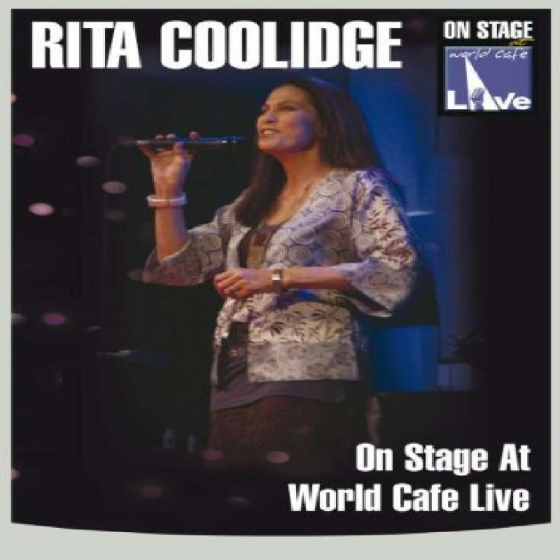 On Stage At World Cafe Live