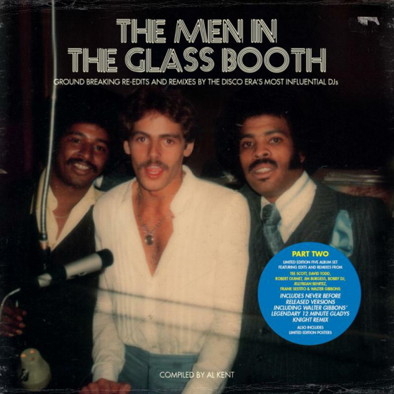 The Men In The Glass Booth - Part B (5LP)