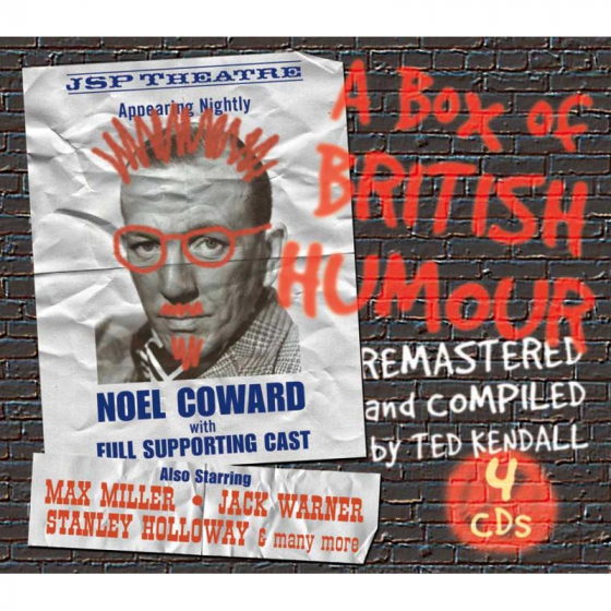 A Box Of British Humour