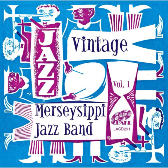 Vintage Merseysippi Jazz Band Vol.1
