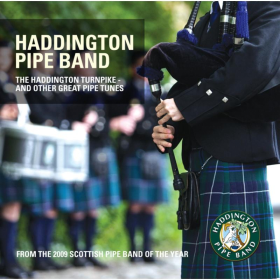 The Haddington Turnpike: And Other Great Pipe Tunes