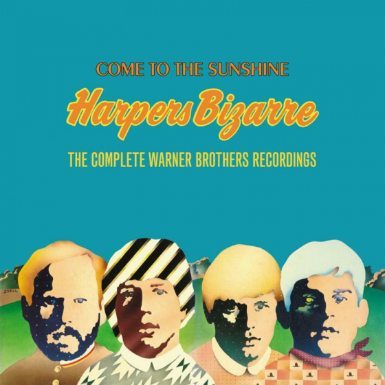Come To The Sunshine - The Complete Warner Brothers Recordings: 4CD Clamshell Boxset
