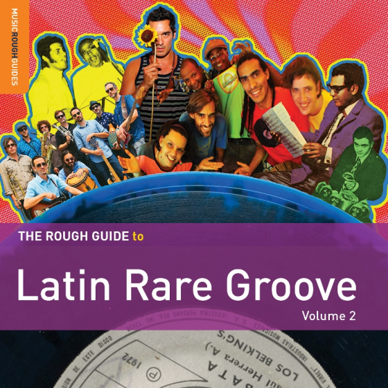 The Rough Guide to Latin Rare Groove, Volume 2