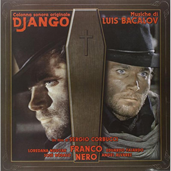 Django (Limited Edition. Gold colour Vinyl)
