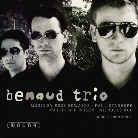 Piano Trios By Ross Edwards, Paul Stanhope, Matthew Hindson etc.